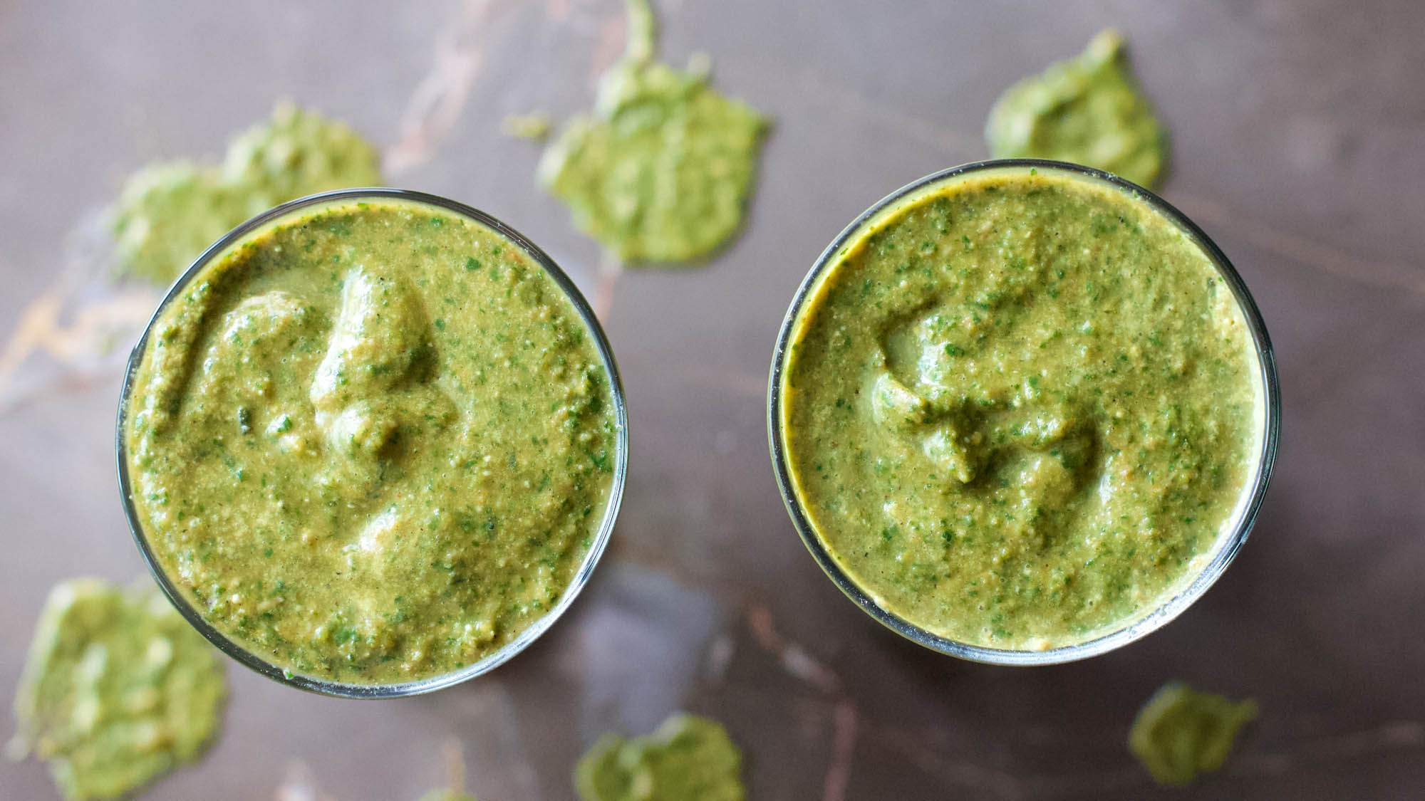 Healthy Greens Power-Up Smoothie