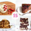 15 Delicious and Healthy Low-Carb Desserts To Try