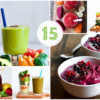 5 Plant-Based Smoothies & Smoothie Bowls